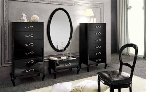 nachttisch schwarz lack kommode mit spiegel angebote auf waterige
