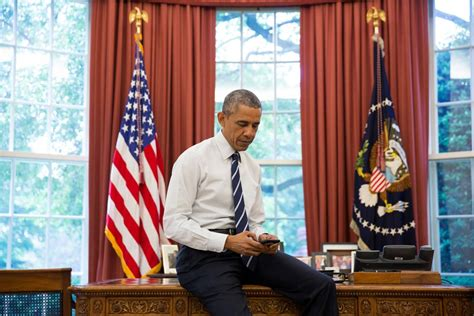 Obama Day In Office by The Digital Transition How The Presidential Transition