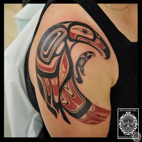 west coast native tattoo designs 83 best images on aboriginal