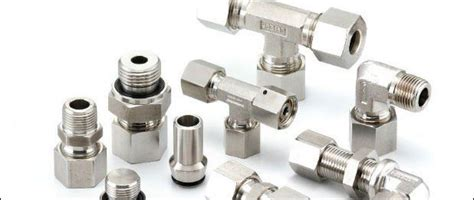stainless steel fittings stainless steel compression fittings manufacturer