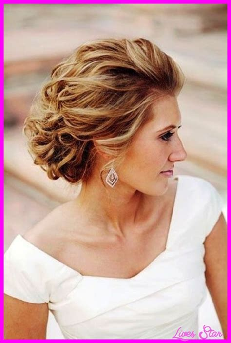 short hair styles for brides over 50 mother of the bride short hairstyles livesstar com