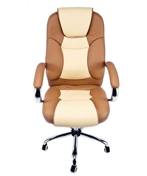 poltrona da studio poltrona ufficio sedia girevole in eco pelle presidenziale