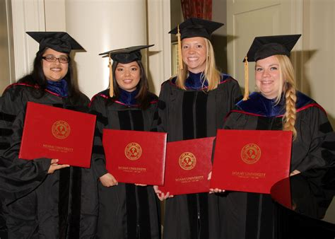 Miami Mba West Chester by Hooding Ceremony Graduate Studies Miami