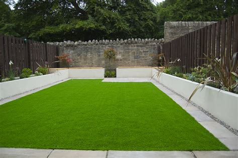 Artifcial Lawn Garden Design Project Paul Church Gardens Grass Garden Design