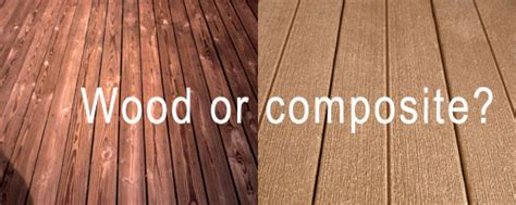 Composite Vs Wood Decking by Orange County Services California Deck Company