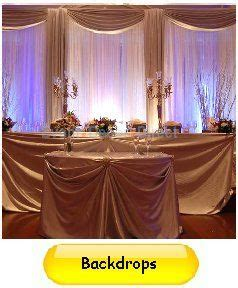 wedding backdrop lighting kit fabric draping 10 handpicked ideas to discover in other