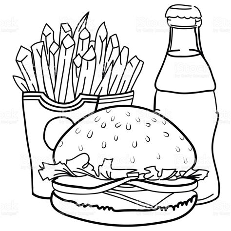 food clipart black and white junk food clipart black and white 101 clip