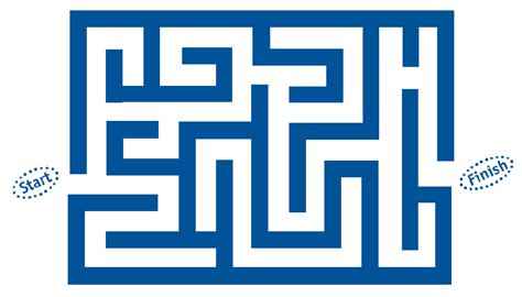 How To Make A Maze On Paper - einstein s big idea library resource kit magnet