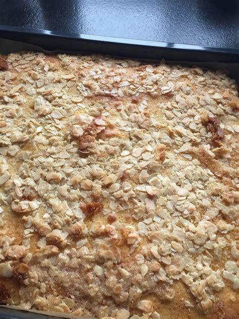 schneller kuchen ohne butter schneller butter mandel kuchen rezept mit bild agi01