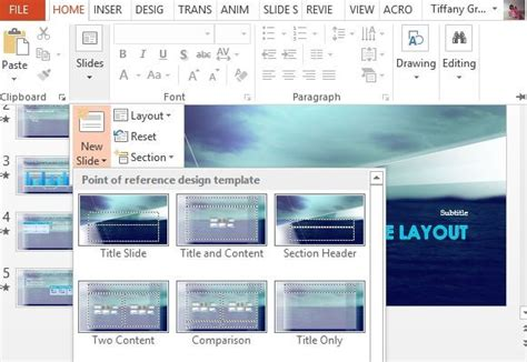 com ibm portal layout template ref point of reference powerpoint template