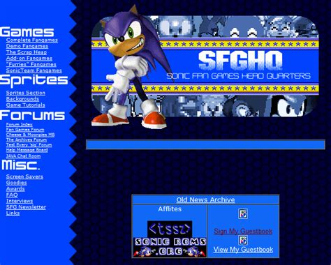 sonic fan games online another version of sonic fan games hq and a far better