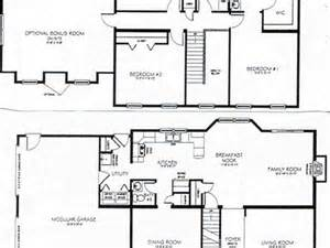 3 bedroom 2 story house plans 6 bedroom house plans blueprints 5 bedroom house plans 1