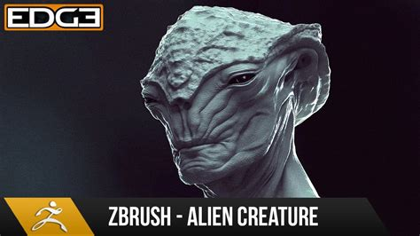 zbrush tutorial creature zbrush character sculpting tutorial alien creature