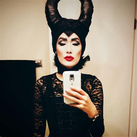 maleficent halloween makeup ideas flawssy