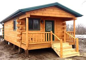 cabin mobile homes with aesthetic design and comfort
