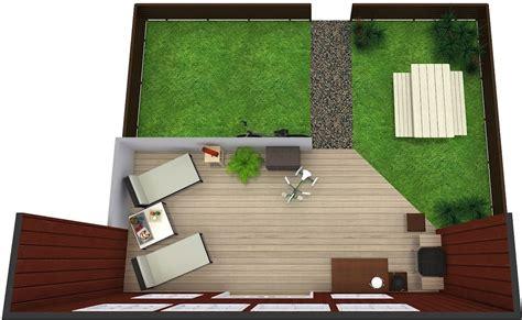 house sketcher garden plan roomsketcher