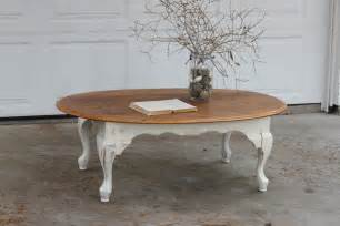 shabby chic coffee tables putting the tea in new home