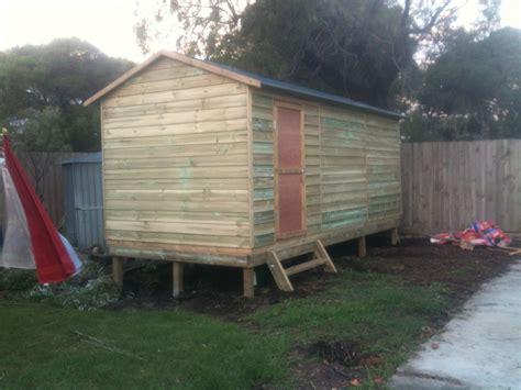 garden sheds melbourne quotes installation concreting