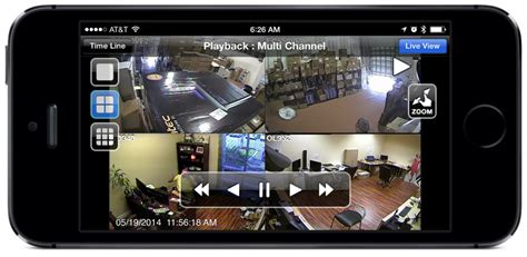 cctv dvr mac viewer ios android viewer apps