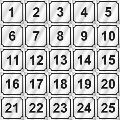 printable large numbers 1 25 free coloring pages of number 50