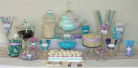 baby boy shower candy buffet ideas sweet city candy blog