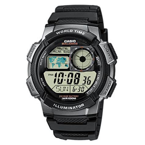 Jam Tangan Casio Original W 215h 4a casio collection relojes productos casio