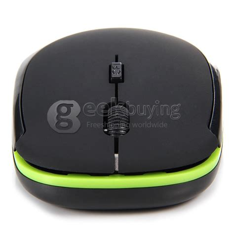 Wireless Optical Mouse Lightweight Usb 2 4ghz And Use Blue ultra slim wireless 2 4ghz 1600 dpi portable design usb
