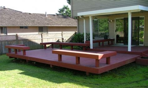 simple deck ideas simple backyard deck designs 28 images bloombety cheap