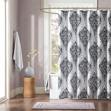curtains give  bathroom perfect   fancy