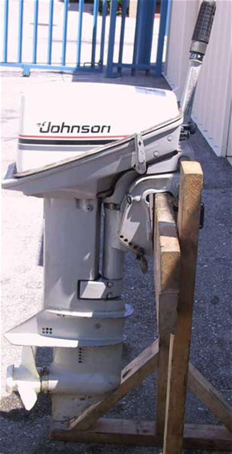 Used Outboard Boat Motors For Sale