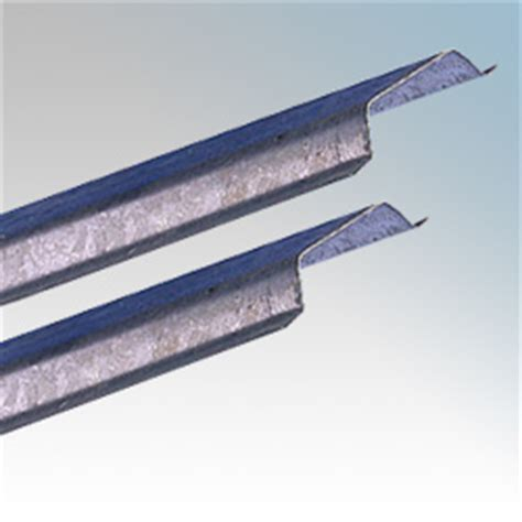 how to cap electrical wires uk mch25 gs2 galvanised steel capping 25mm 1 inch x 2m