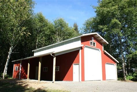 Rv Barn Plans by Pole Building Designs For Rv S Rv Storage Buildings