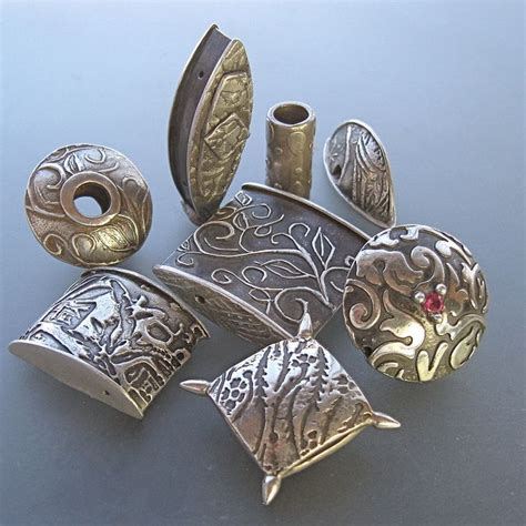 metal clay jewelry 334 best jewellery pmc silver metal clay images on
