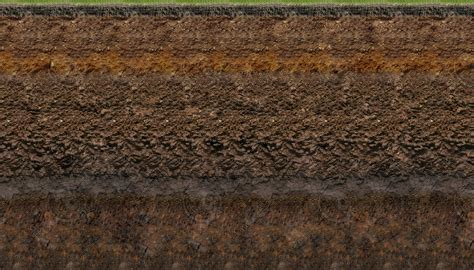 Texture Jpg Grass Soil Layer