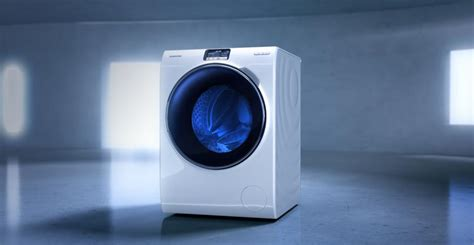 Samsungs Designer Washing Machine by Samsung Ww9000 Review Trusted Reviews