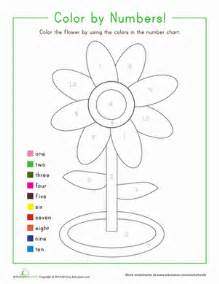 color by number kindergarten coloring pages kindergarten counting numbers color by