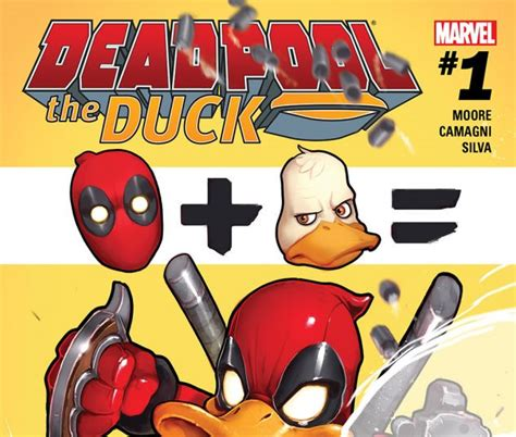 deadpool the duck 2017 1 comics marvel com