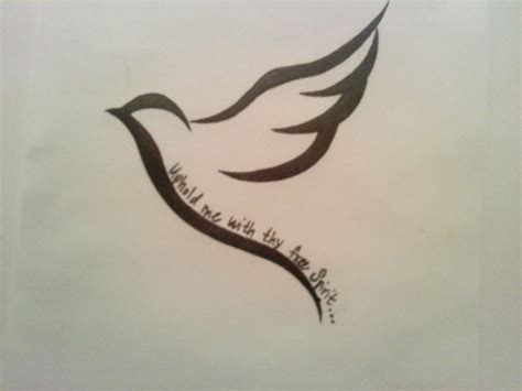dove tribal tattoo designs 63 simple dove tattoos meaning and ideas