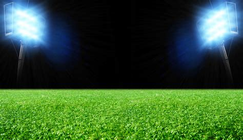Field Lights by Spotlights At The Stadium Wallpapers High Quality