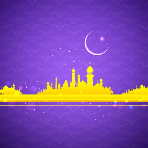 Hd Wedding Background Islam by Mubarak Islam Background Design Vector Free Vector In