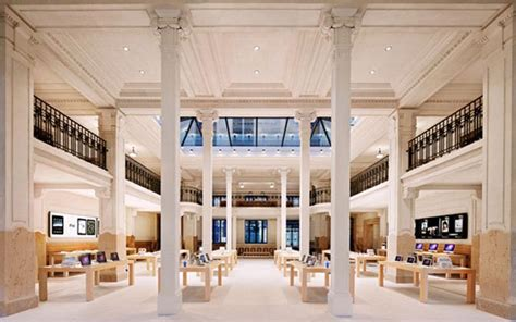 home design store paris the top ten awe inspiring apple stores in the world