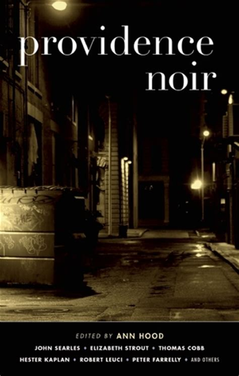 noire providence providence noir by ann hood reviews discussion bookclubs lists