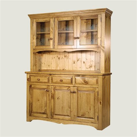 Hutch Furniture Buffet Hutch True