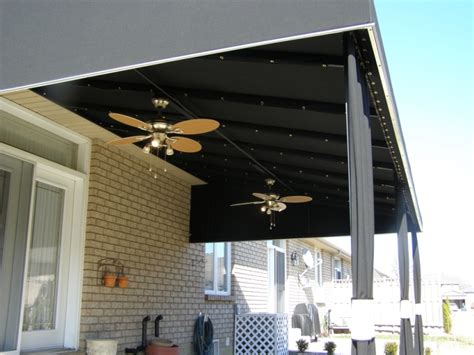Custom Awning by Awning Concepts Custom Patio Awnings Fabric