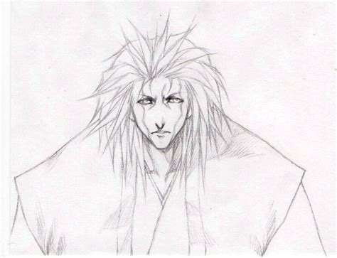 how to draw spiky anime hair guy with big spiky hair by tobiee on deviantart