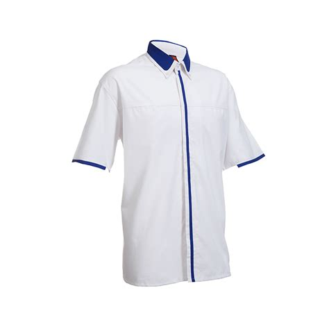 mockup design baju f122 unisex baju korporat