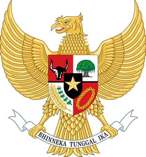 design nine indonesia logo garuda pancasila lambang negara republik indonesia