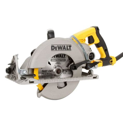dewalt 18 volt ni cad cordless 6 1 2 in circular saw kit