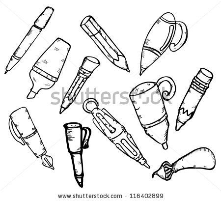 pen doodle vector 301 moved permanently