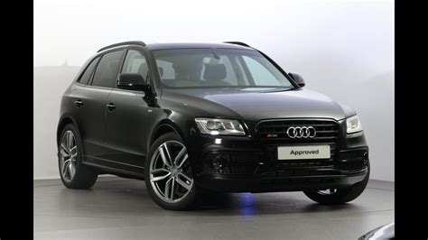 Audi Q5 Schwarz by Fh16kzk Audi Q5 Sq5 Plus Tdi Quattro Black 2016 Derby